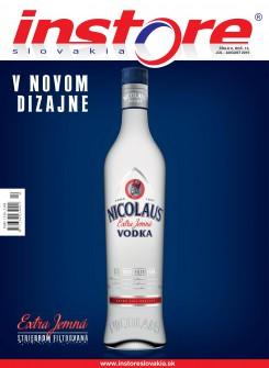 IN STORE Slovakia júl-august 2015