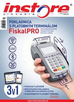 IN STORE Slovakia apríl 2015